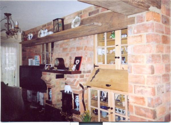 Asbestos In Fire Brick : Brick fireplace best demolition limited